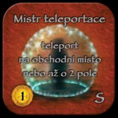 Mistr teleportace